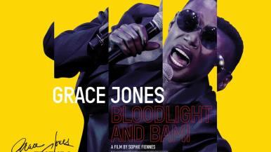 January 22: Mongay-Preview | Grace Jones - Bloodlight and Bami // Mongay - Preview: Grace Jones - Bloodlight and Bami In den 1970ern und 80ern kam niemand an ihr vorbei. Grace Jones regierte die Discowelt, sie war als androgyne Diva und Gay Icon authentischer und selbstbestimmter als all die Produzentenpüppchen. Sophie Fiennes nähert sich in ihrem Dokumentarfilm der unerreichten Disco-Amazone und ihrem wilden Leben. Grandios! GB / Irland 2017, 115 min, OmU @ Kino International Berlin